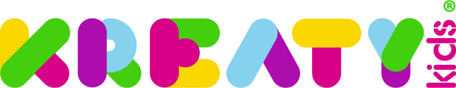 Logo Kreaty Kids Estancia Infantil Kinder Guardería
