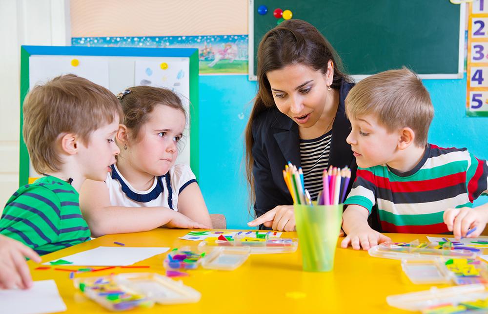 Preescolar Kreaty Kids Kinder Guardería